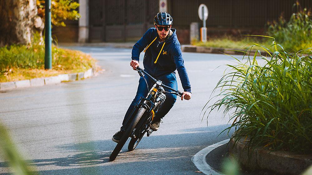 Ducati Scrambler urban ebike