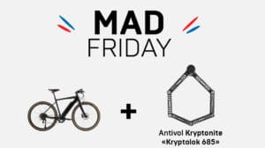 Le Vélo Mad organise son Mad Friday