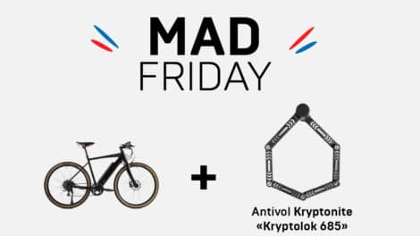 Le Vélo Mad organise son Mad Friday