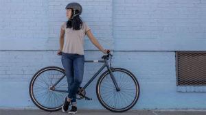 Vélo fixie singlespeed Speed 500 Elops