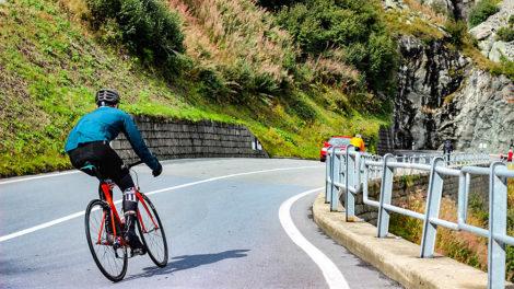 Bons spots vélo sur la French Riviera