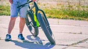 Les vélos Fat Bikes