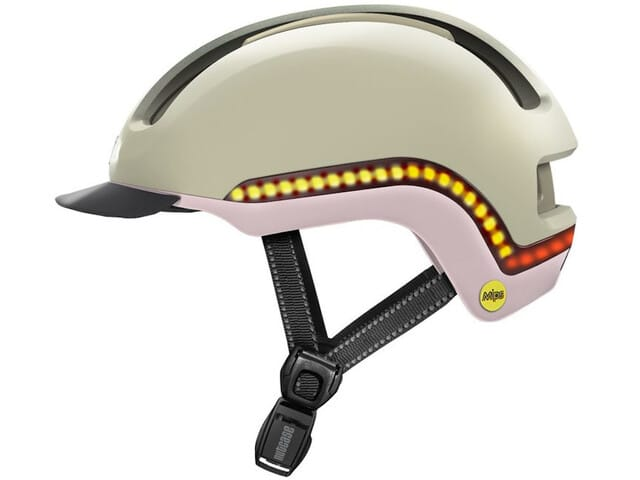 Nutcase Vio Light MIPS Casque creme