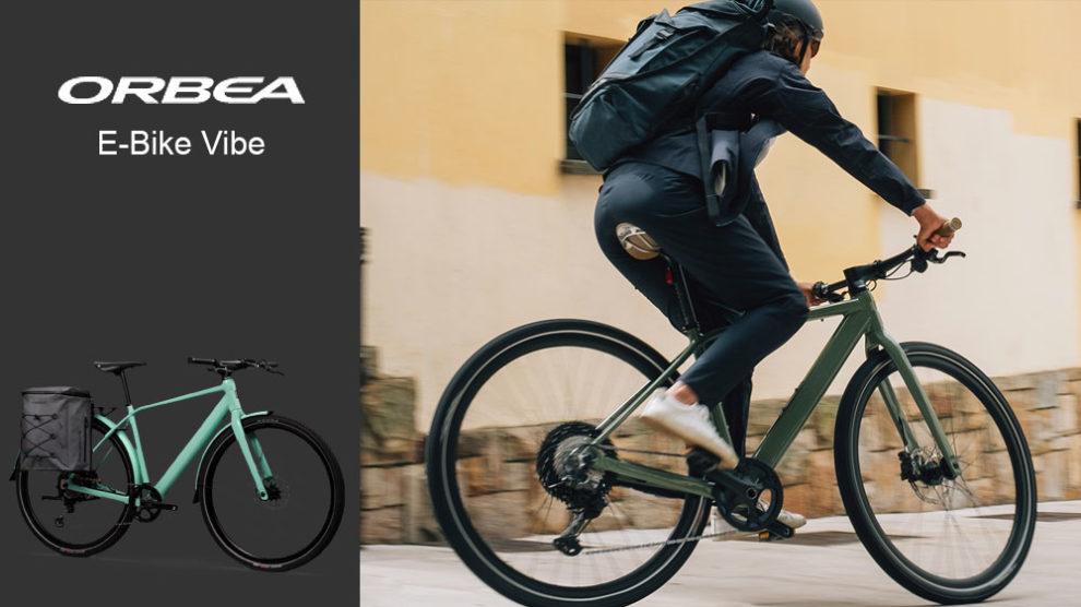 Orbea Vibe E-bike