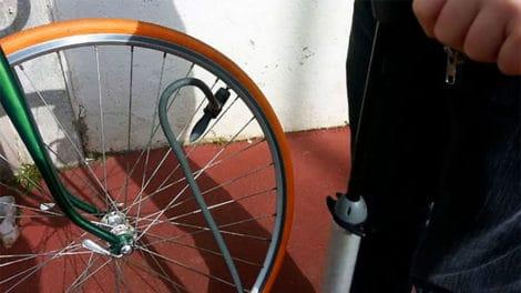Bien gonfler ses pneus c'est important !
