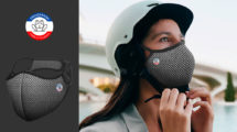 Frogmask, masques anti-pollution Français