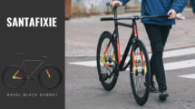 Santafixie Raval Black Sunset