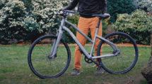 Le vélo dreambike de Marwan