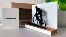 Figurines Cultural Memories spor cyclisme