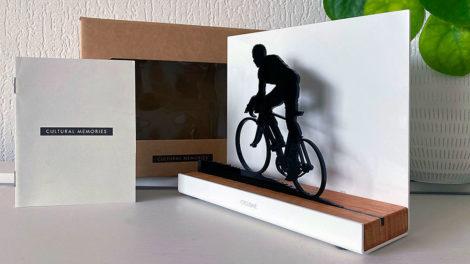 Figurines Cultural Memories spor cyclisme