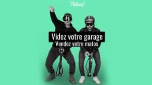 Biked, vendre et acheter ses pièces de vélo