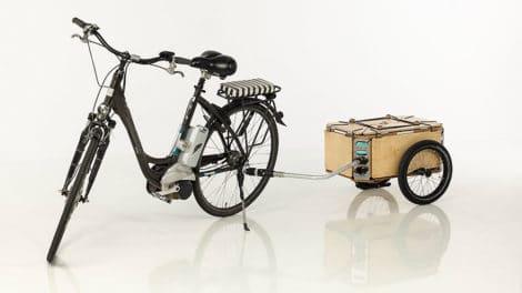 Carette, la remorque vélo française