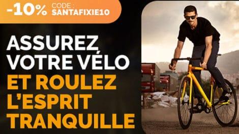 Assurance cyclistes Zurich-Klinc & Santafixie
