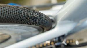 Des pneus de vélo increvables par la Nasa !