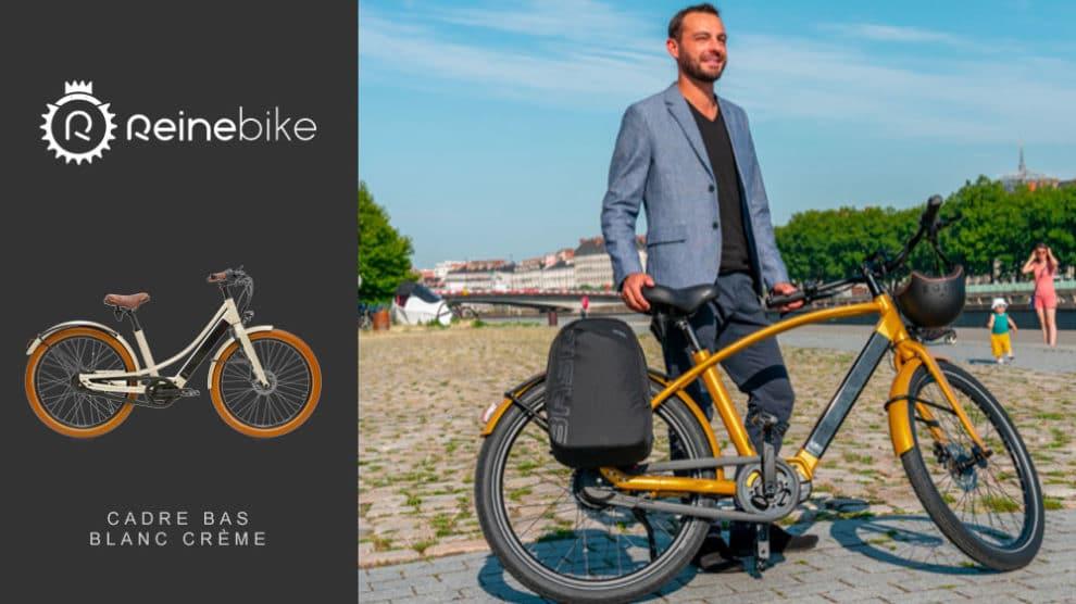 Reine Bike, vélo haut de gamme connecté