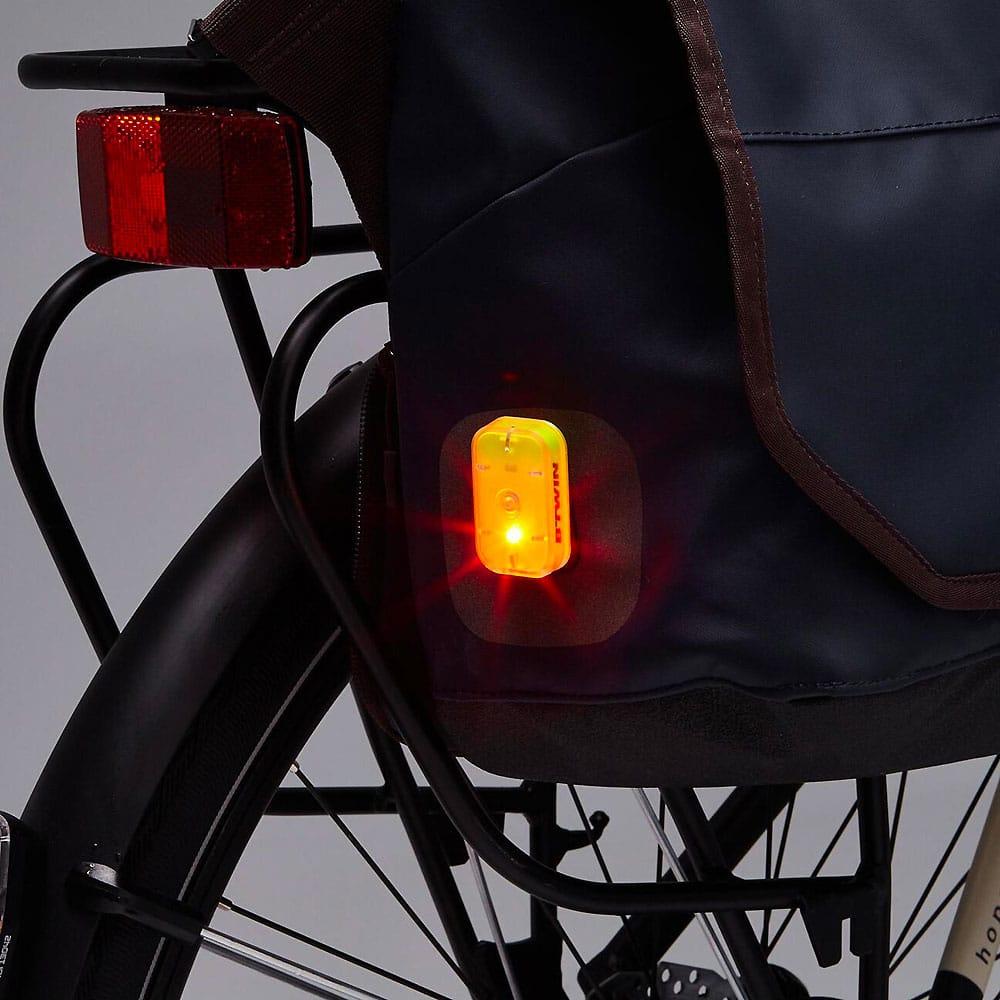 Sacoche de vélo 500 Elops de Decathlon
