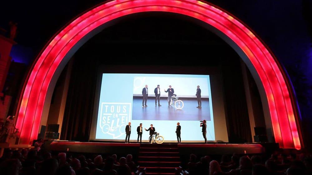 Tous En Selle, festival du vélo au cinéma