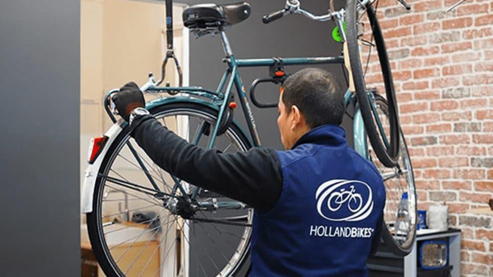 Holland Bikes à Paris