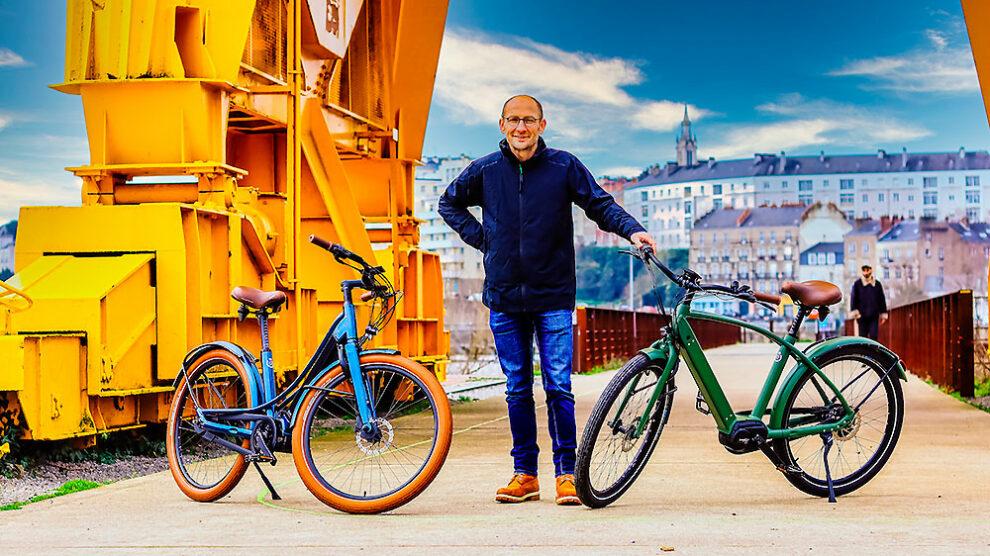 Reine bike lance la production de ses vélos