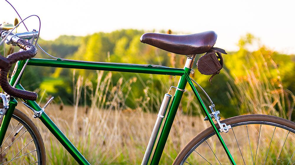 Restauration d'un vélo Motobecane course MC11