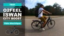 iSwan City Boost d'O2Feel